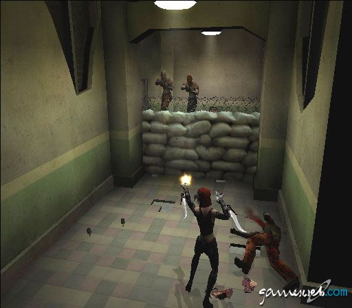 BloodRayne 2  Archiv - Screenshots - Bild 21