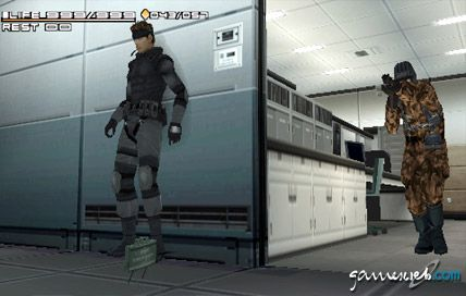 Metal Gear Acid (PSP)  Archiv - Screenshots - Bild 46