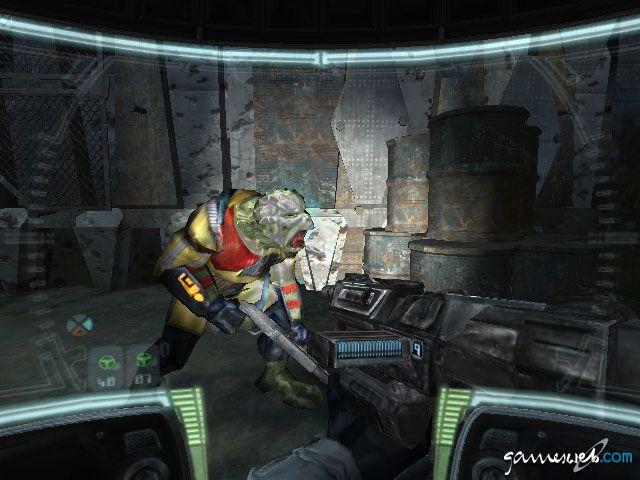 Star Wars: Republic Commando  Archiv - Screenshots - Bild 8