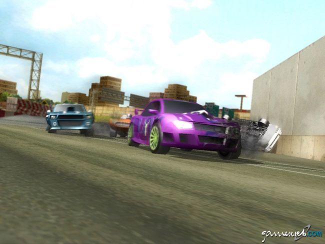 Crash 'n' Burn  Archiv - Screenshots - Bild 13