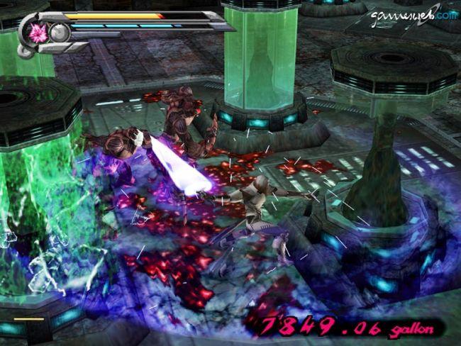 NanoBreaker  Archiv - Screenshots - Bild 4
