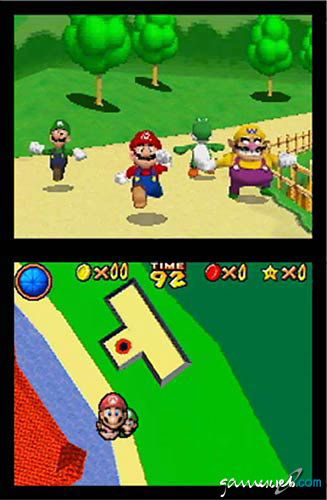 Super Mario 64 DS  Archiv - Screenshots - Bild 17