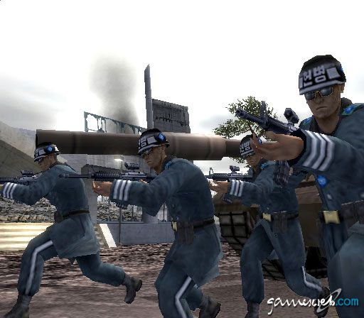 Mercenaries  Archiv - Screenshots - Bild 6