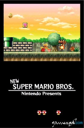 New Super Mario Bros. (DS)  Archiv - Screenshots - Bild 23