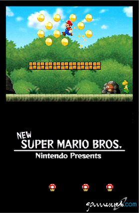 New Super Mario Bros. (DS)  Archiv - Screenshots - Bild 22