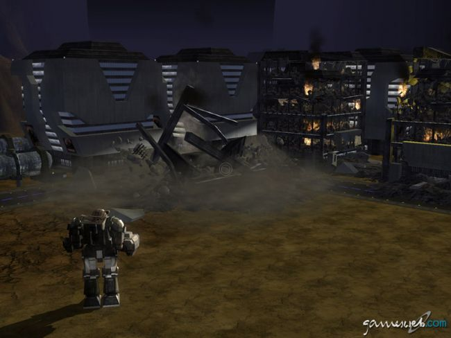 MechAssault 2: Lone Wolf  Archiv - Screenshots - Bild 40