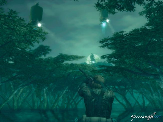 Metal Gear Solid 3: Snake Eater  Archiv - Screenshots - Bild 38