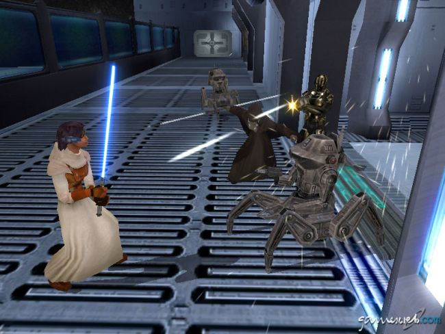 Star Wars: Knights of the Old Republic 2: The Sith Lords  Archiv - Screenshots - Bild 27