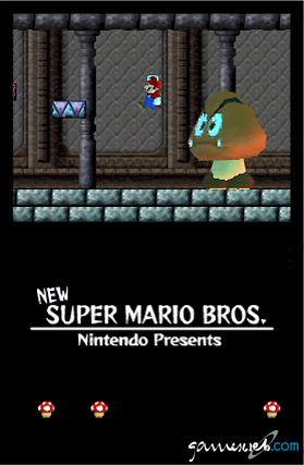 New Super Mario Bros. (DS)  Archiv - Screenshots - Bild 24