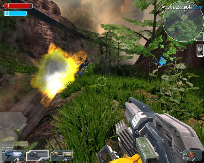 Tribes: Vengeance  Archiv - Screenshots - Bild 7