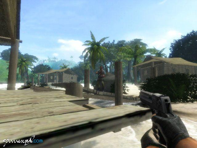 Far Cry Instincts  Archiv - Screenshots - Bild 136