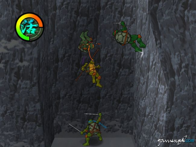 Teenage Mutant Ninja Turtles 2  Archiv - Screenshots - Bild 12