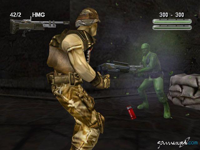 Army Men: Sarge's War  Archiv - Screenshots - Bild 7