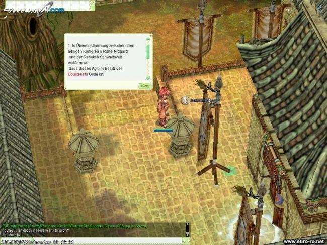 Ragnarok Online - Screenshots - Bild 3