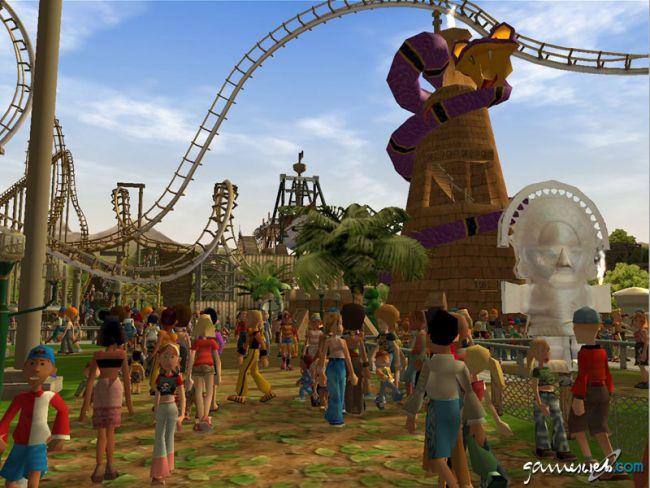 RollerCoaster Tycoon 3  Archiv - Screenshots - Bild 4