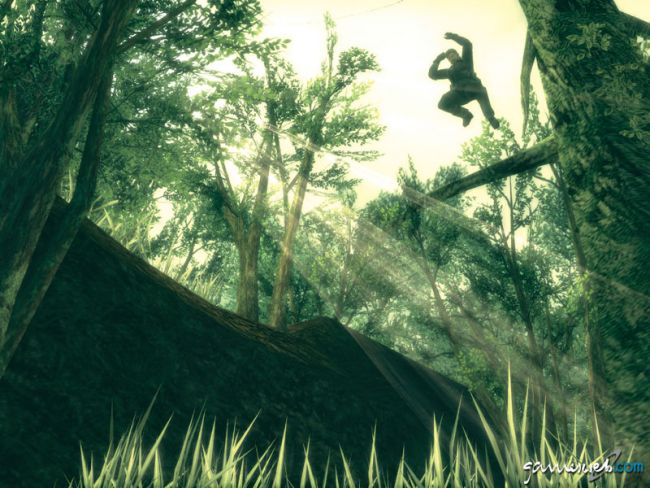 Metal Gear Solid 3: Snake Eater  Archiv - Screenshots - Bild 41