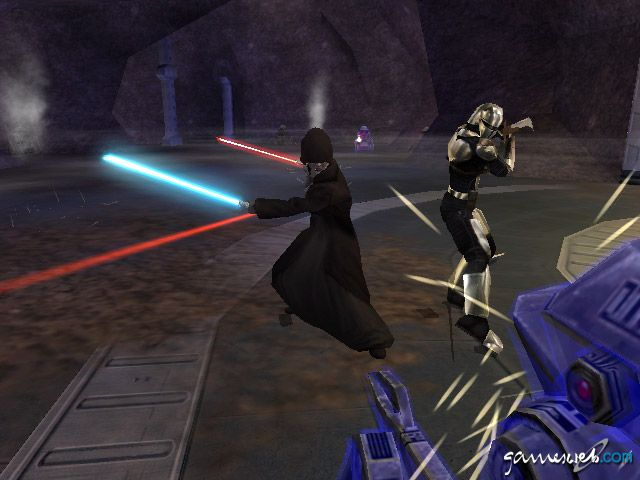 Star Wars: Knights of the Old Republic 2: The Sith Lords  Archiv - Screenshots - Bild 34