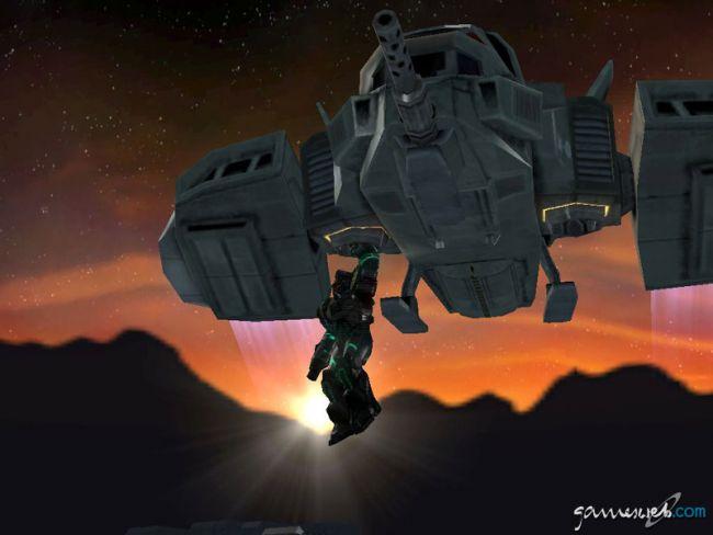 MechAssault 2: Lone Wolf  Archiv - Screenshots - Bild 26