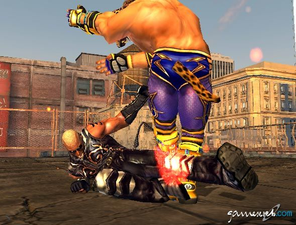 Tekken 5  Archiv - Screenshots - Bild 16