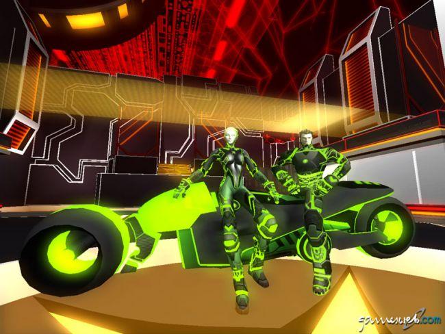 Tron 2.0: Killer App  Archiv - Screenshots - Bild 17