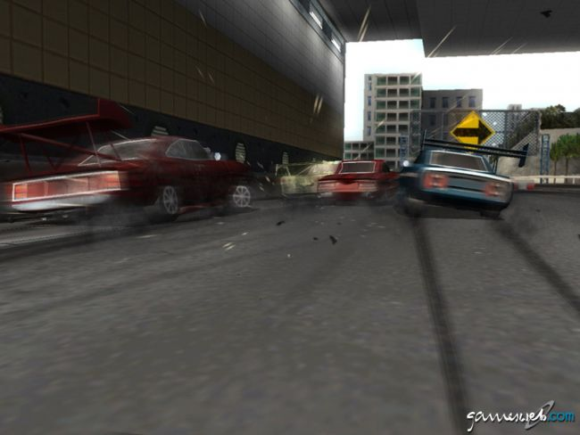 Crash 'n' Burn  Archiv - Screenshots - Bild 9