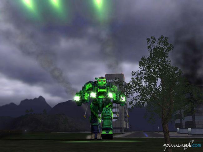 MechAssault 2: Lone Wolf  Archiv - Screenshots - Bild 24