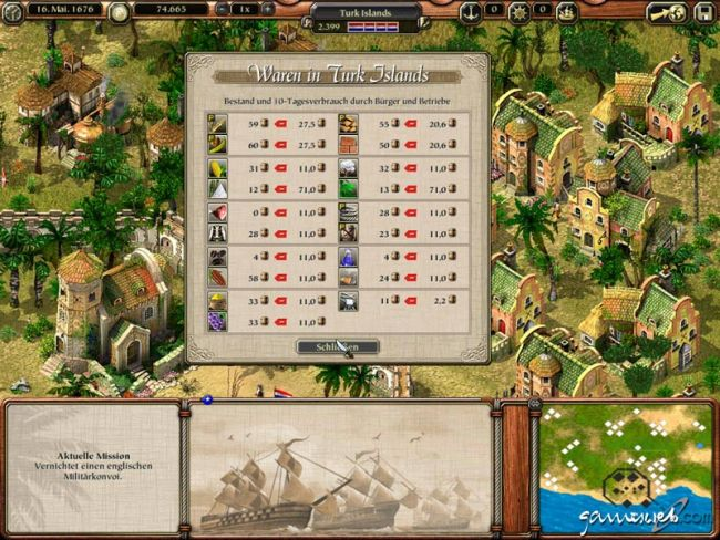 Port Royale 2 - Screenshots - Bild 8