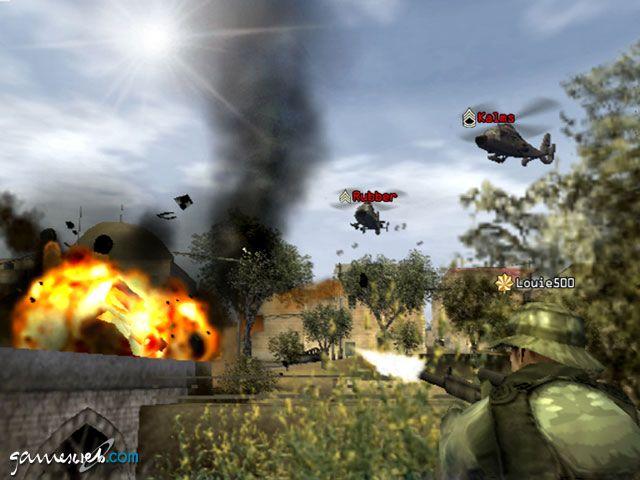 Battlefield: Modern Combat  Archiv - Screenshots - Bild 10