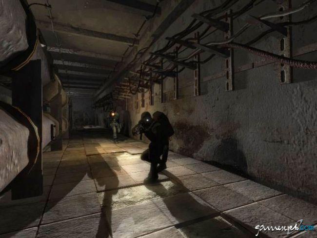 S.T.A.L.K.E.R. Shadow of Chernobyl  Archiv - Screenshots - Bild 129