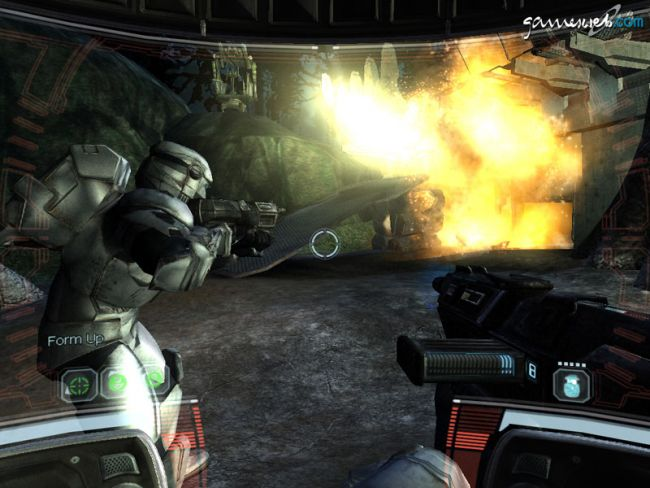 Star Wars: Republic Commando  Archiv - Screenshots - Bild 9