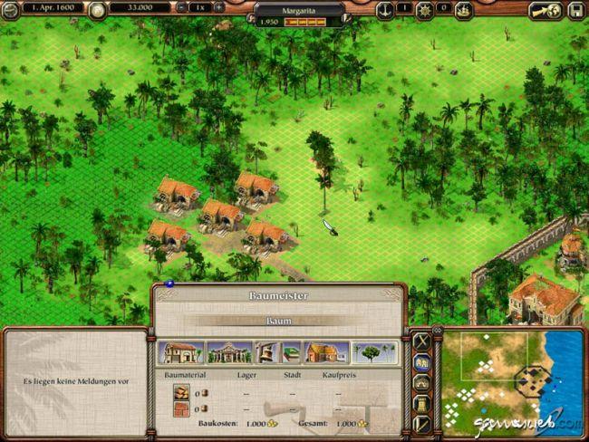Port Royale 2 - Screenshots - Bild 13