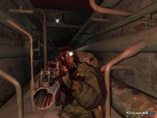 S.T.A.L.K.E.R. Shadow of Chernobyl  Archiv - Screenshots - Bild 132