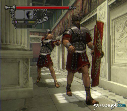 Shadow of Rome  Archiv - Screenshots - Bild 35