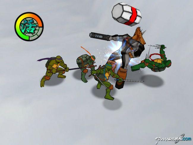 Teenage Mutant Ninja Turtles 2  Archiv - Screenshots - Bild 4