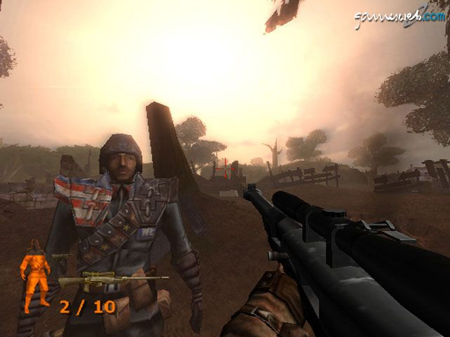 World War Zero: IronStorm - Screenshots - Bild 6