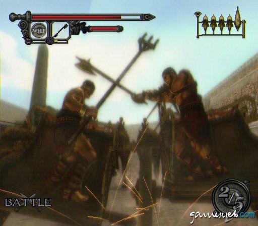 Shadow of Rome  Archiv - Screenshots - Bild 41
