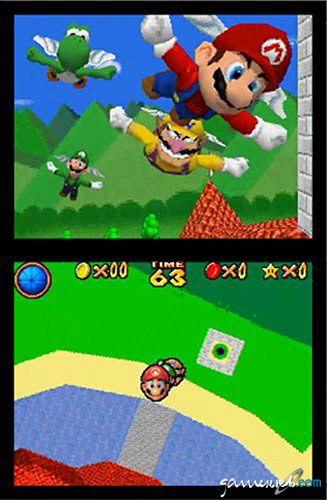 Super Mario 64 DS  Archiv - Screenshots - Bild 11