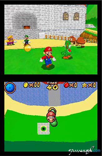 Super Mario 64 DS  Archiv - Screenshots - Bild 15