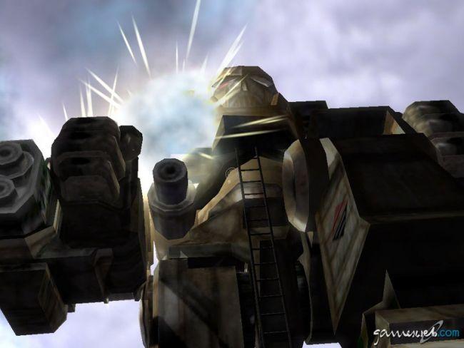 MechAssault 2: Lone Wolf  Archiv - Screenshots - Bild 27