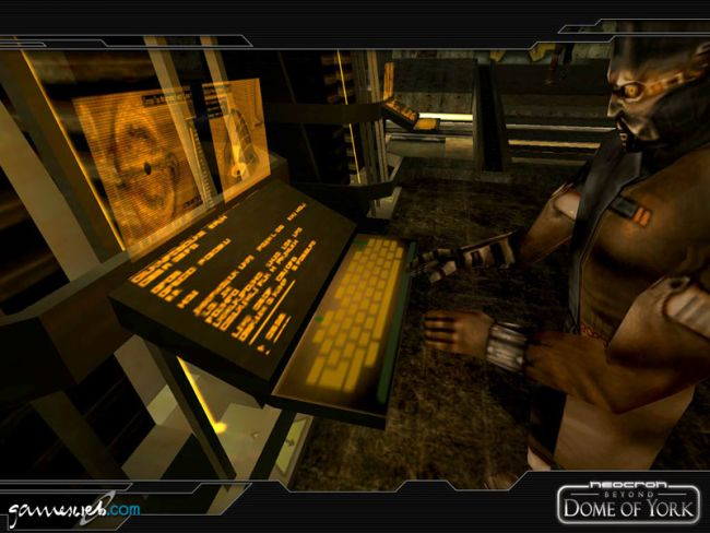 Neocron 2: Beyond Dome of York  Archiv - Screenshots - Bild 23