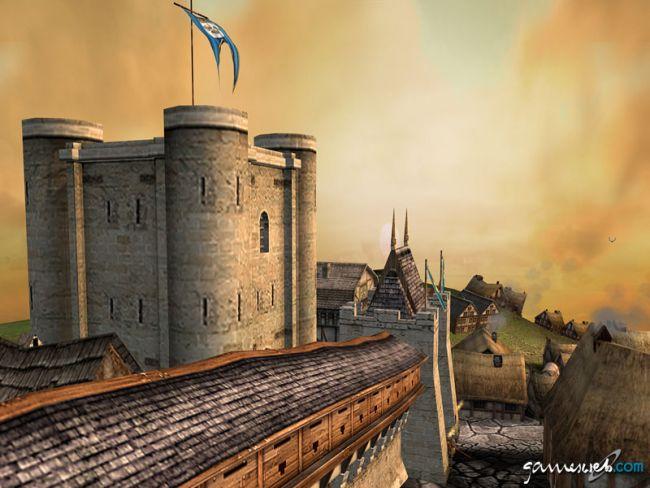 Medieval Lords: Bauen, Verteidigen, Erobern  Archiv - Screenshots - Bild 2