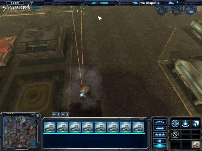 Ground Control 2: Operation Exodus - Screenshots - Bild 4