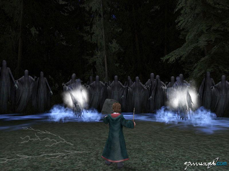 Harry Potter Und Der Gefangene Von Askaban Screenshots