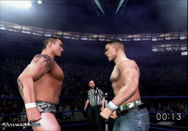 WWE SmackDown! vs. RAW  Archiv - Screenshots - Bild 26