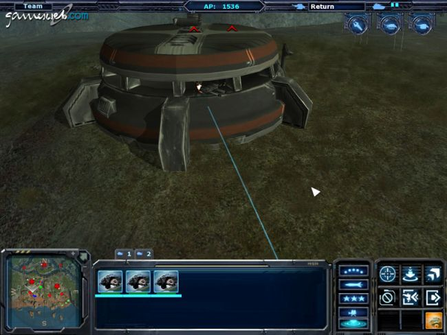 Ground Control 2: Operation Exodus - Screenshots - Bild 12