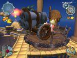Worms Forts Under Siege  Archiv - Screenshots - Bild 3