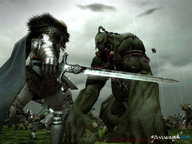Kingdom Under Fire : The Crusaders  Archiv - Screenshots - Bild 22