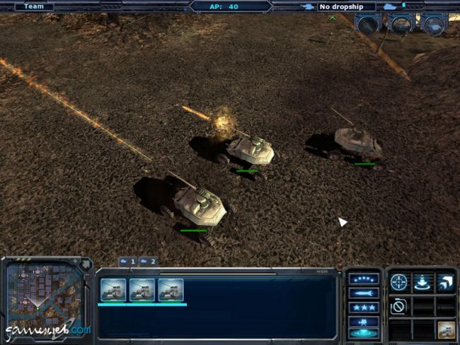 Ground Control 2: Operation Exodus - Screenshots - Bild 2