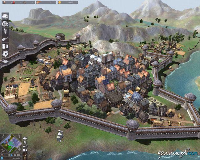 Medieval Lords: Bauen, Verteidigen, Erobern  Archiv - Screenshots - Bild 8