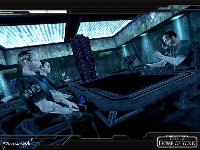 Neocron 2: Beyond Dome of York  Archiv - Screenshots - Bild 20